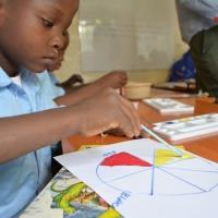 Art Class at Greenhouse School